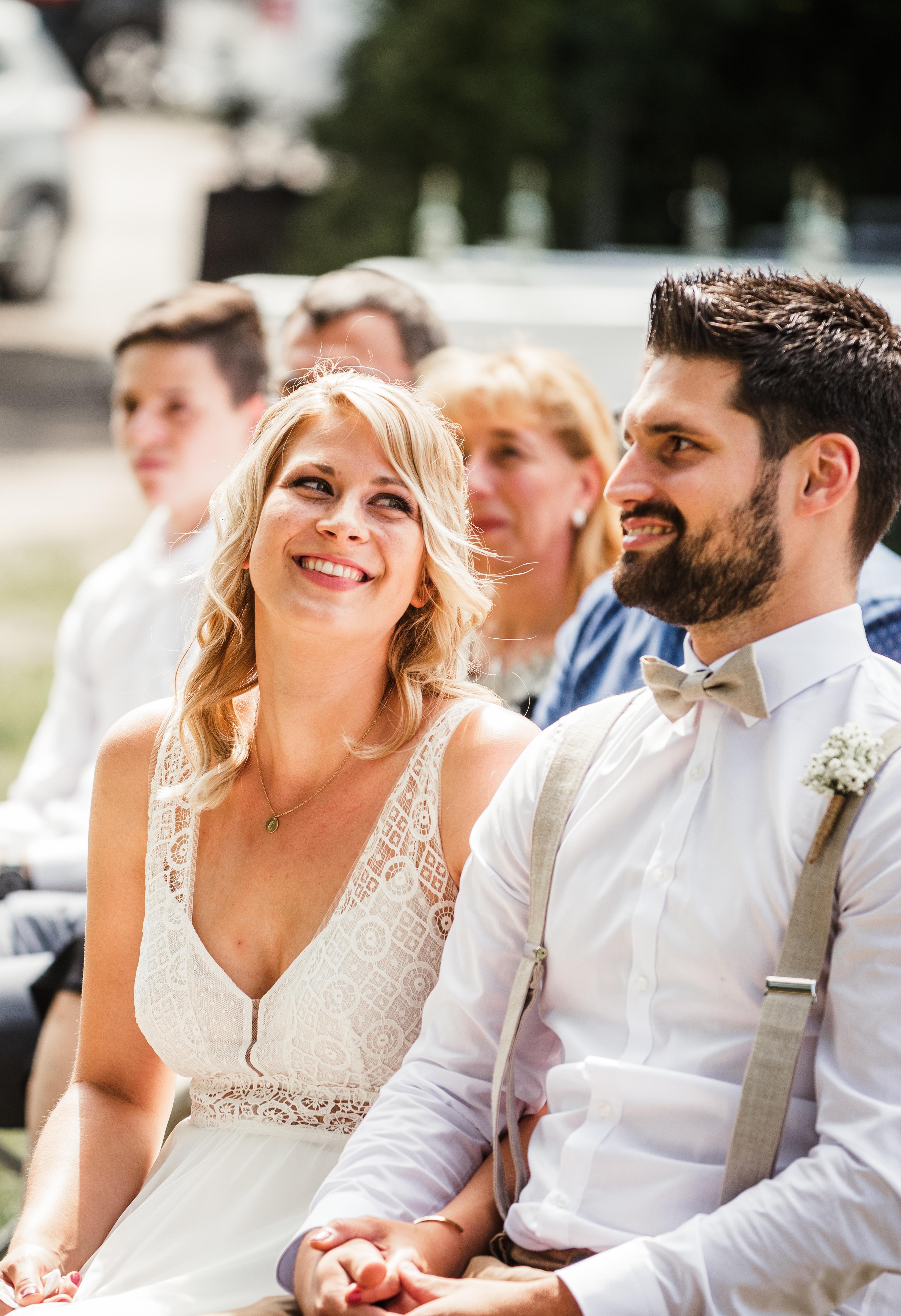 Freie Trauung Karlsruhe Brautpaar