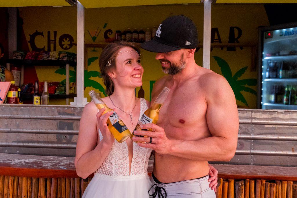 Freie Trauung Destination Wedding Mexico Corona Wedding