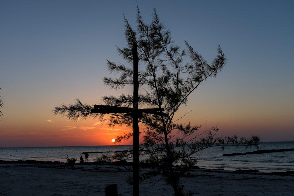 Isla Holbox Sunset Mexiko