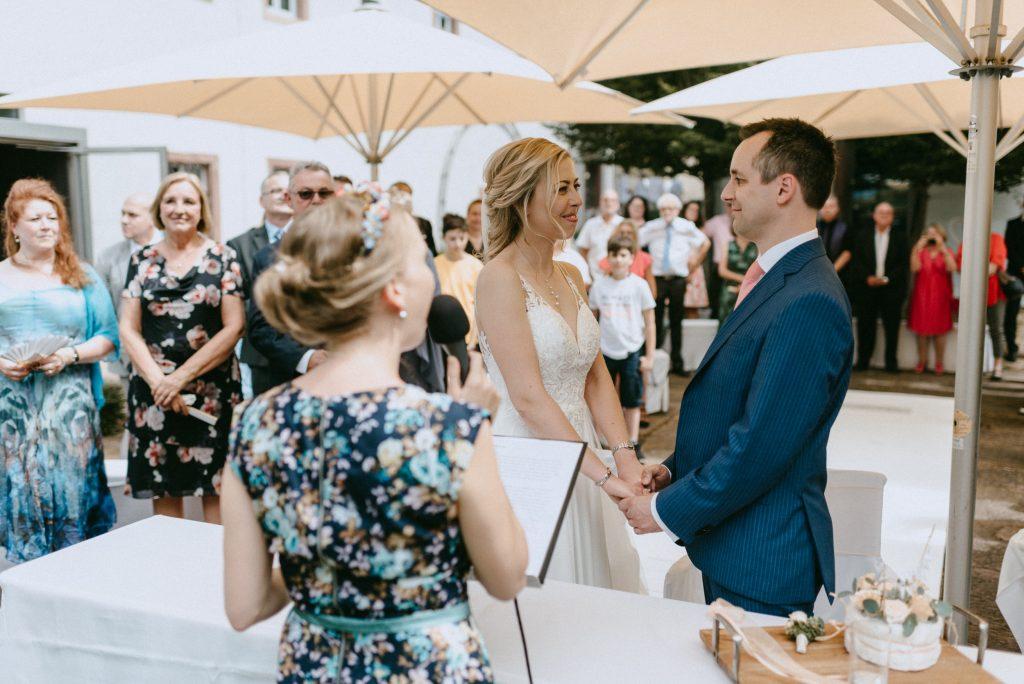 Freie Trauung Ettlingen Hochzeitsrede Frau Pi