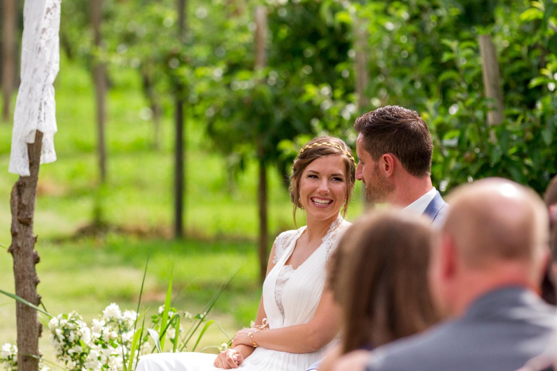 Boho-Hochzeit von Sarah & Patrick
