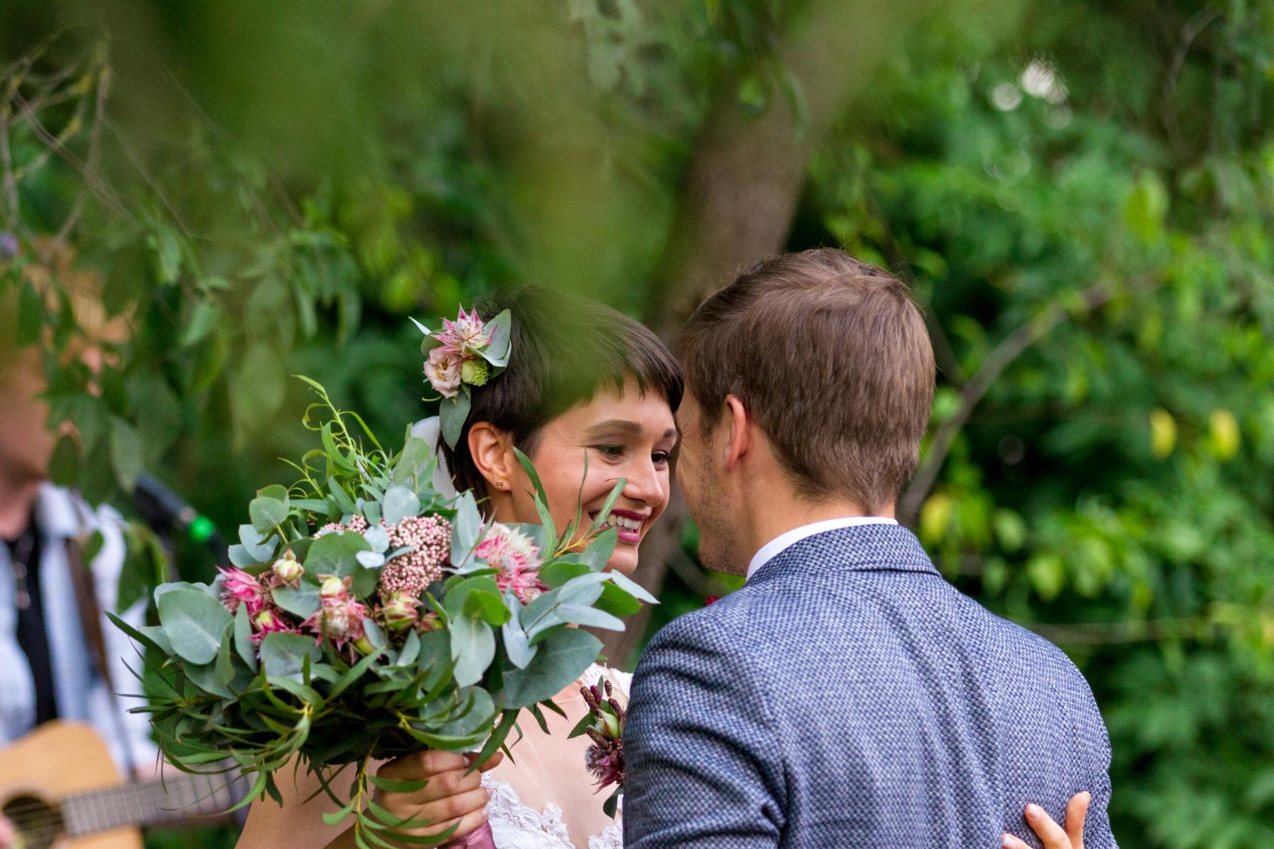 Jamie & Markus heiraten im Berthold 57