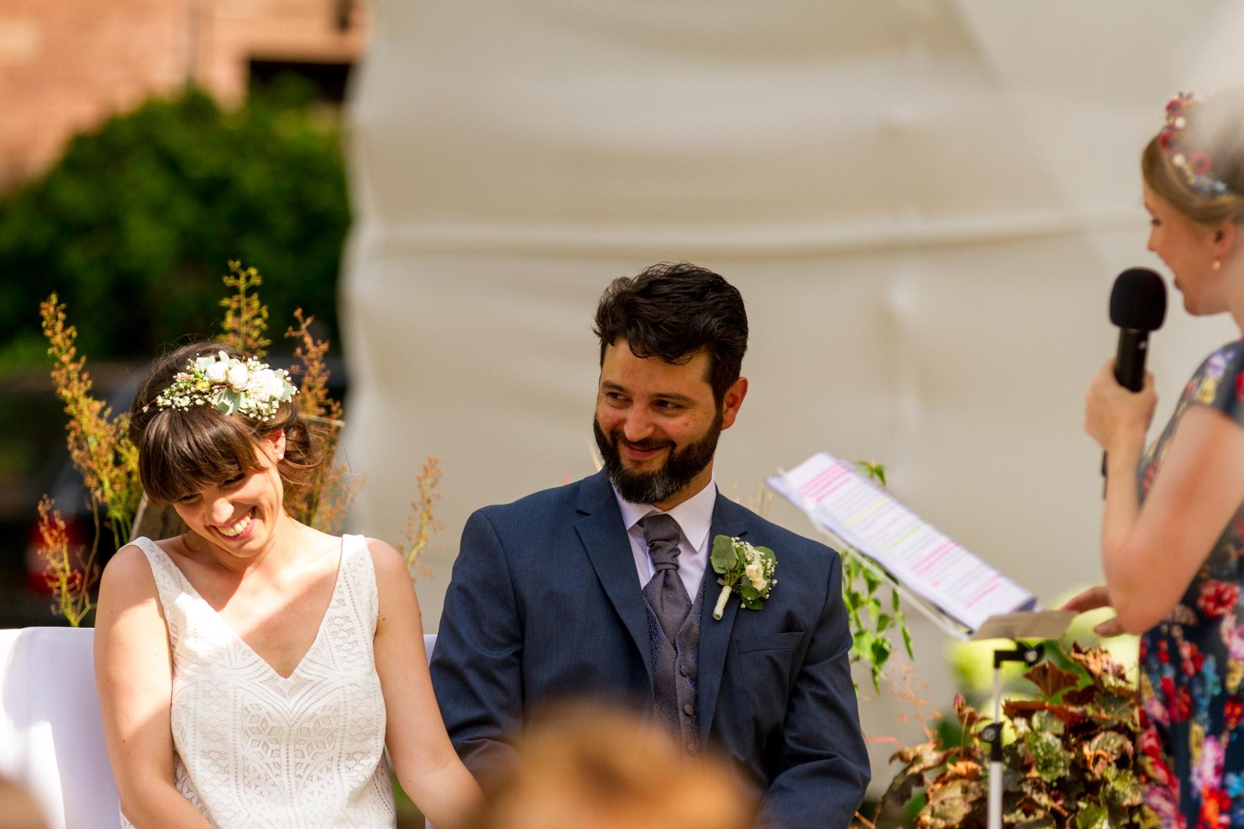 Josephine & Erick heiraten in Karlsruhe