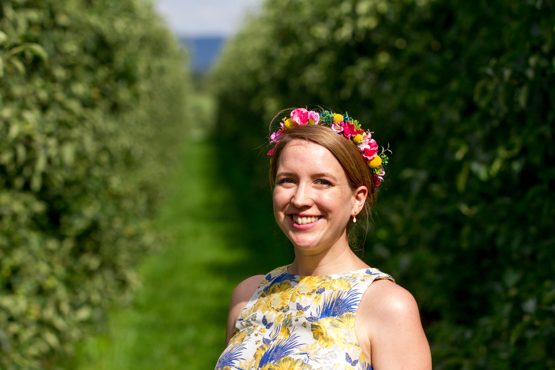 Frau Pi Freie Trauung Köln Langenbrettach Hitze Sommer Hochzeit
