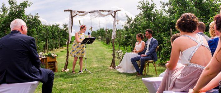 Tipps für eure Hochzeit bei Hitze