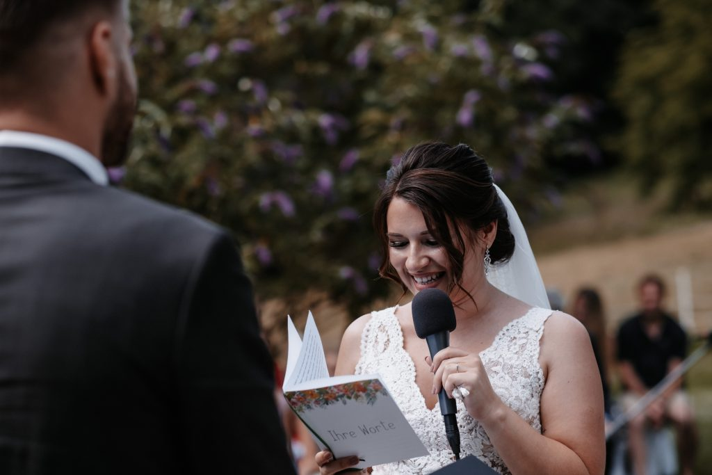 Eheversprechen Persönliche Worte Trauung Tipps